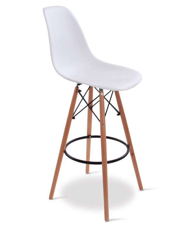 Mobilier coulomb tabouret en coque mobilier int rieur for Chaises coques occasion