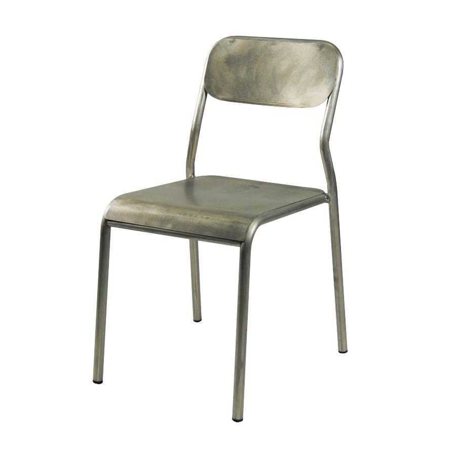 chaise en aluminium latest chaise aluminium inclinable positions appuiette rembourr grise g. Black Bedroom Furniture Sets. Home Design Ideas