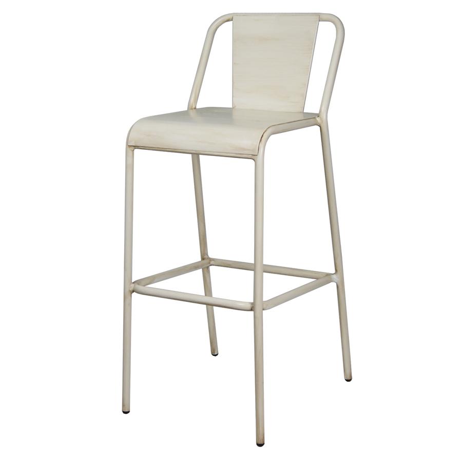 mobilier coulomb tabouret aluminium minerva mobilier terrasse de bar restaurant chr. Black Bedroom Furniture Sets. Home Design Ideas