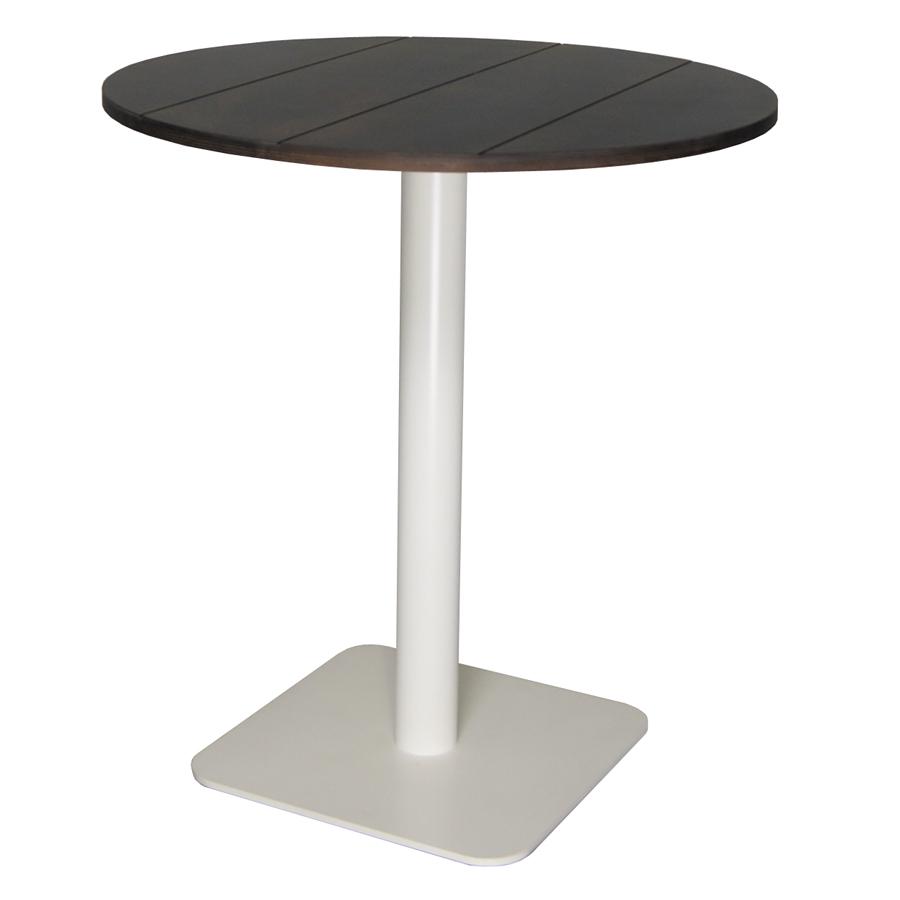 Mobilier coulomb table m tal bender mobilier int rieur de bar et restaurant chr table chr - Table professionnel restaurant ...