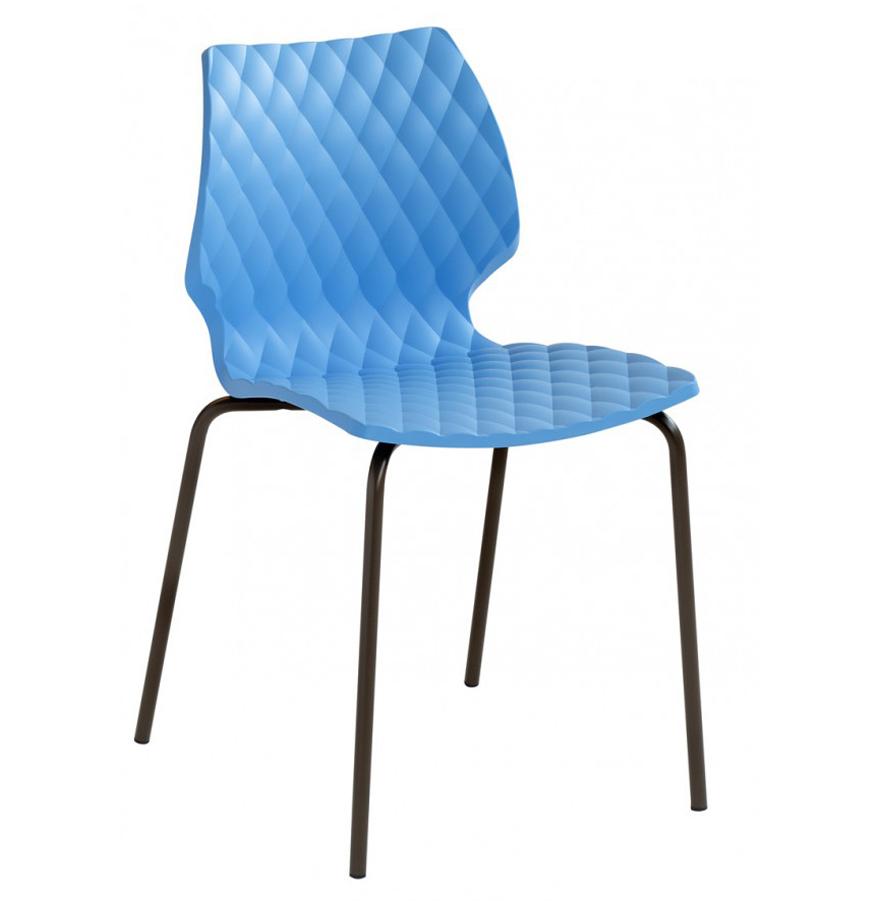 mobilier coulomb chaise de terrasse polypro m tal uni mobilier terrasse de bar restaurant. Black Bedroom Furniture Sets. Home Design Ideas